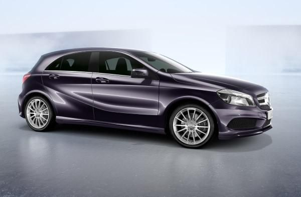 Mercedes A Class Colour Guide 2015 Carwow