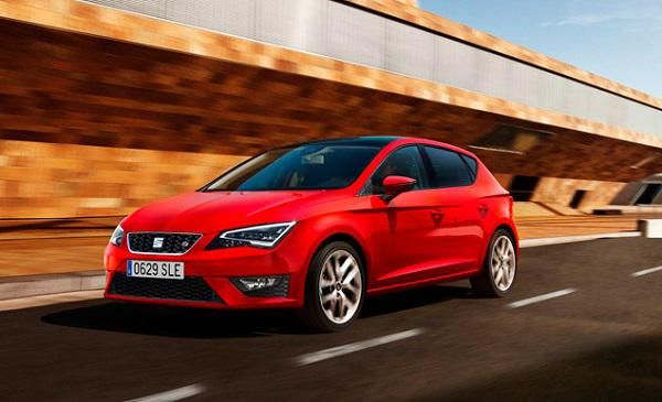 seat leon dimensions uk interior and exterior stats carwow. Black Bedroom Furniture Sets. Home Design Ideas