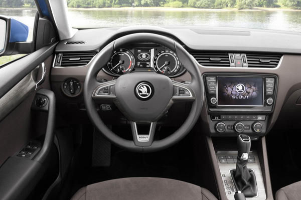 Skoda octavia vs skoda superb hatchback head to head for Skoda octavia interior