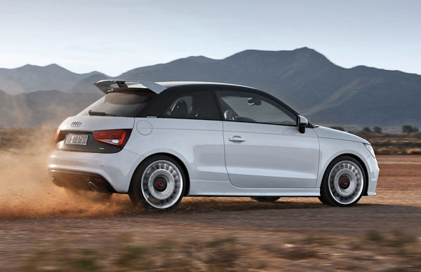 audi a1 quattro the new rs1 expert advice carwow. Black Bedroom Furniture Sets. Home Design Ideas