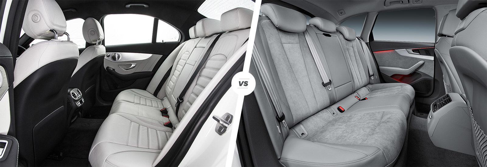 Mercedes C Class Vs Audi A4 Comparison Carwow