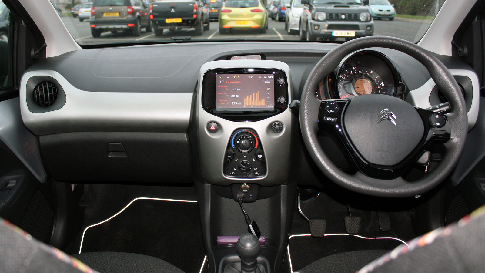 citroen c1 airscape � uk realworld review carwow
