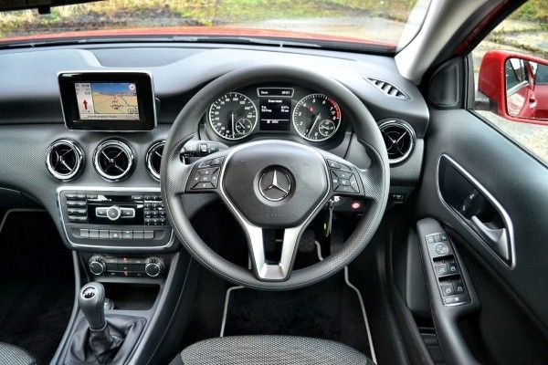 Mercedes benz a180 quick drive review carwow