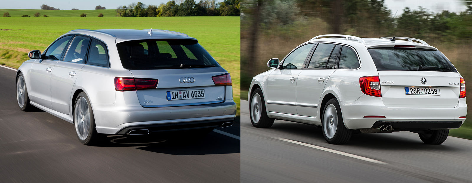 Audi A4 Vs A6   Autos Post