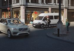 Volvo introduces life-saving safety tech for cyclists
