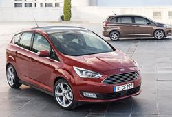 New Ford C-Max and Grand C-Max first look