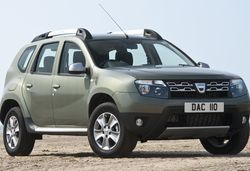 2015 Dacia Duster gets a smarter look