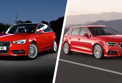 Audi A3 vs VW Golf - side-by-side comparison | carwow