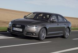 2015 Audi A6 UK prices and specification details