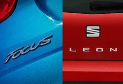 Content seat leon vs ford focus