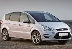 Ford s max silver front