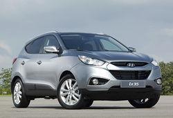 Hyundai ix 35 2013 main silver