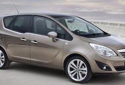 Vauxhall meriva new