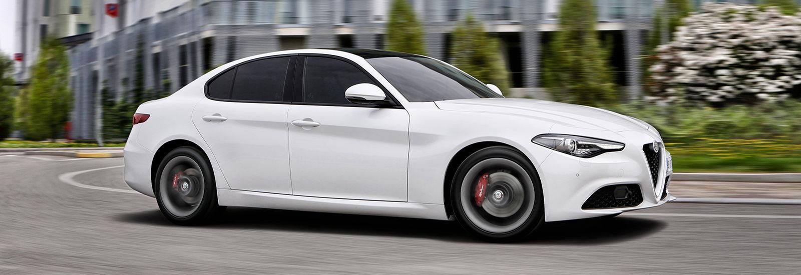 Alfa Romeo Giulia Coupe And Estate Wagon Renders Leaked - Alfa Romeo ...
