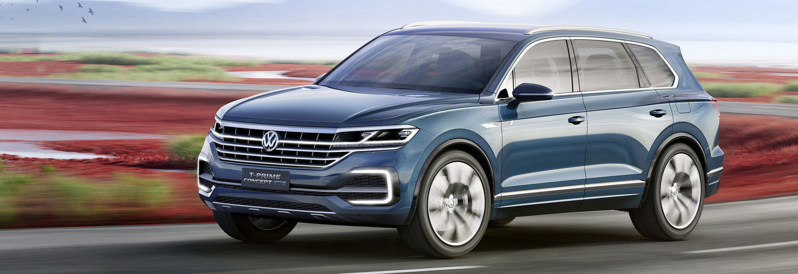 2017 vw touareg 4x4 suv price specs release date carwow. Black Bedroom Furniture Sets. Home Design Ideas