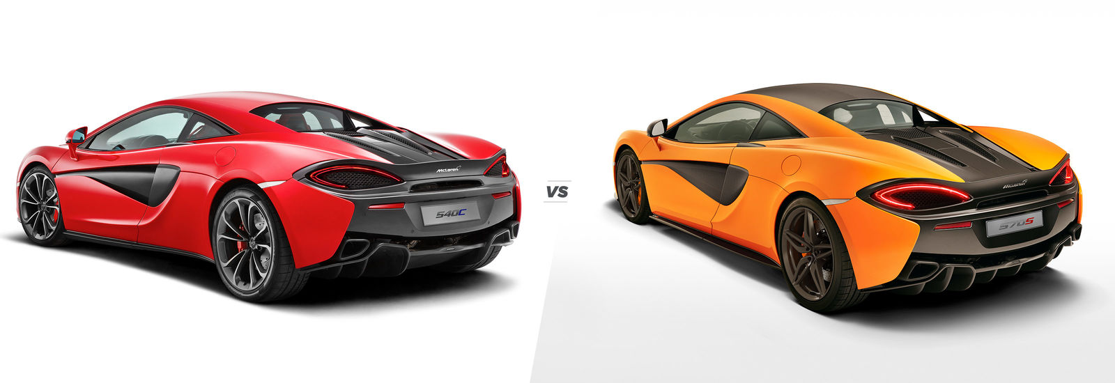 McLaren 540C vs 570S: what's the difference? | carwow