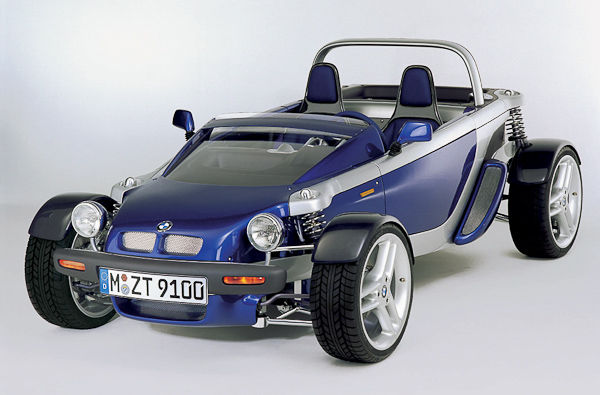 Weird Concept Cars from the 90s | carwow