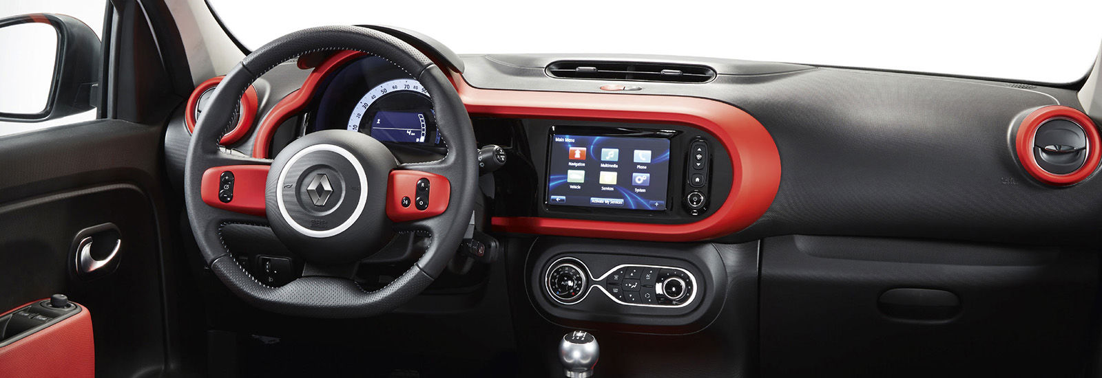 Awesome Twingo Interieur Pictures - Huis & Interieur Ideeën ...