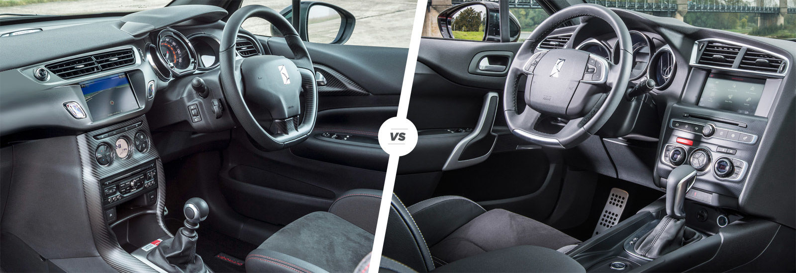 Citroen DS3 vs DS4 | carwow