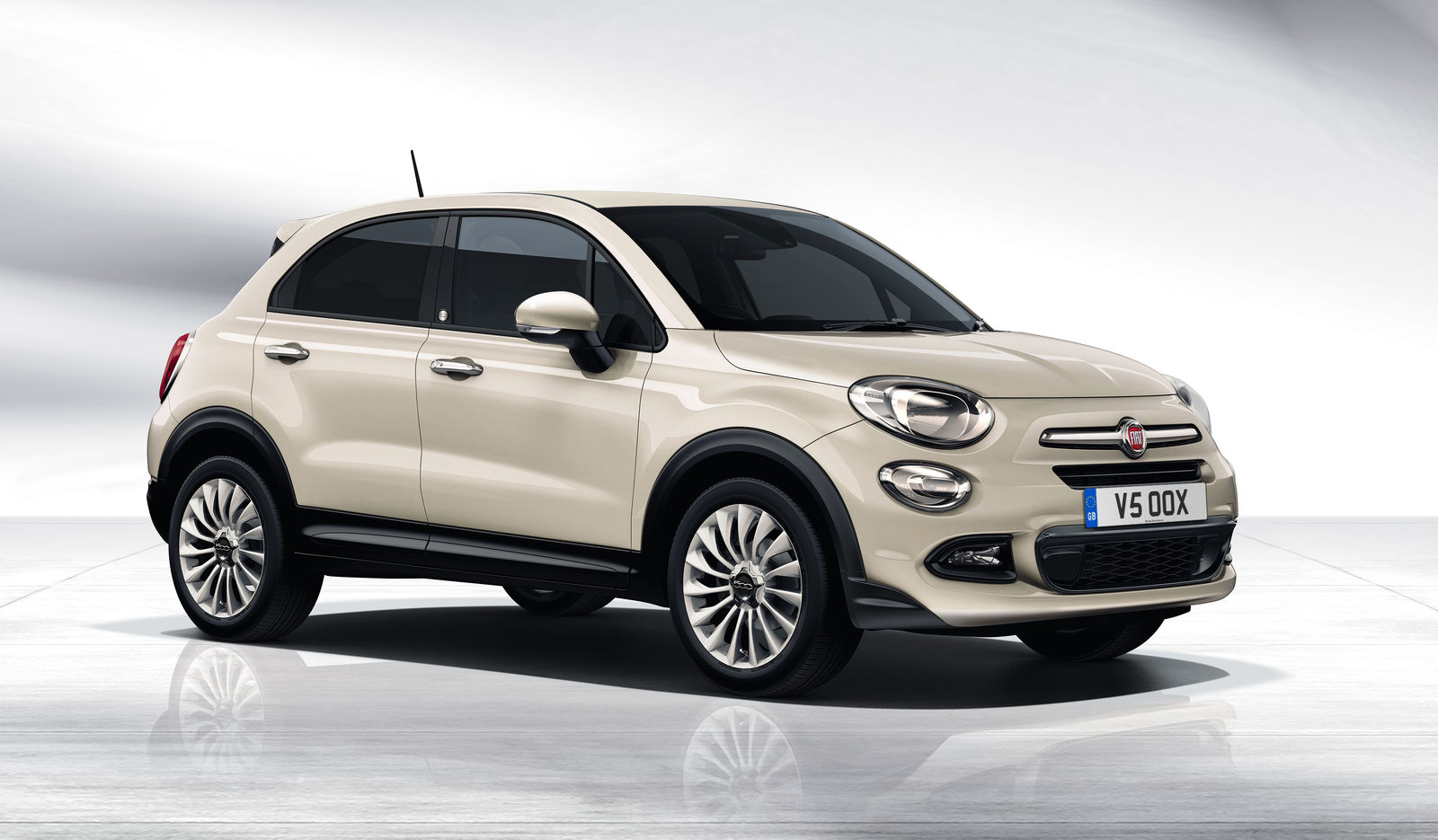 limited run fiat 500x opening edition announced carwow. Black Bedroom Furniture Sets. Home Design Ideas