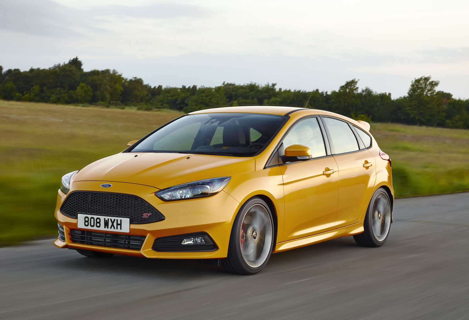 whats new the new focus st