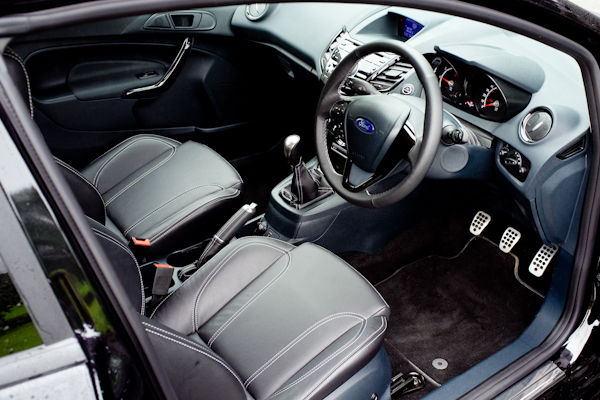 Ford Fiesta Interior Seat