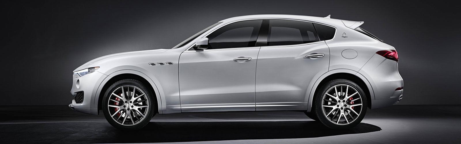 Maserati levante release date