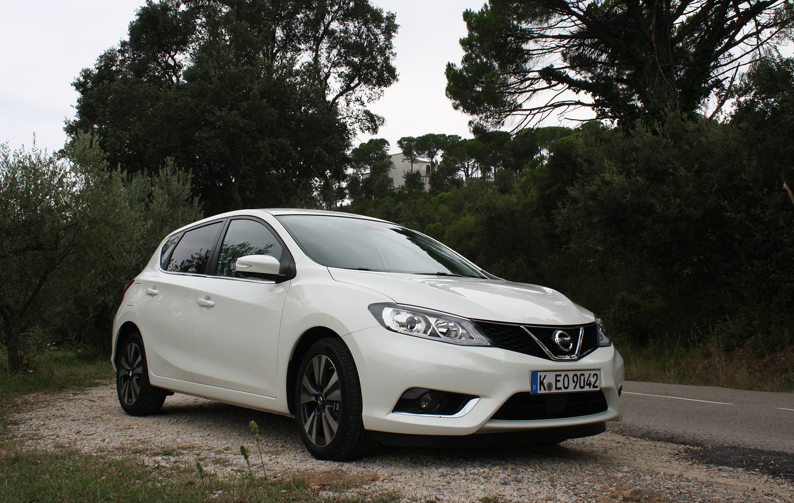 Nissan Pulsar: First Drive Review | carwow