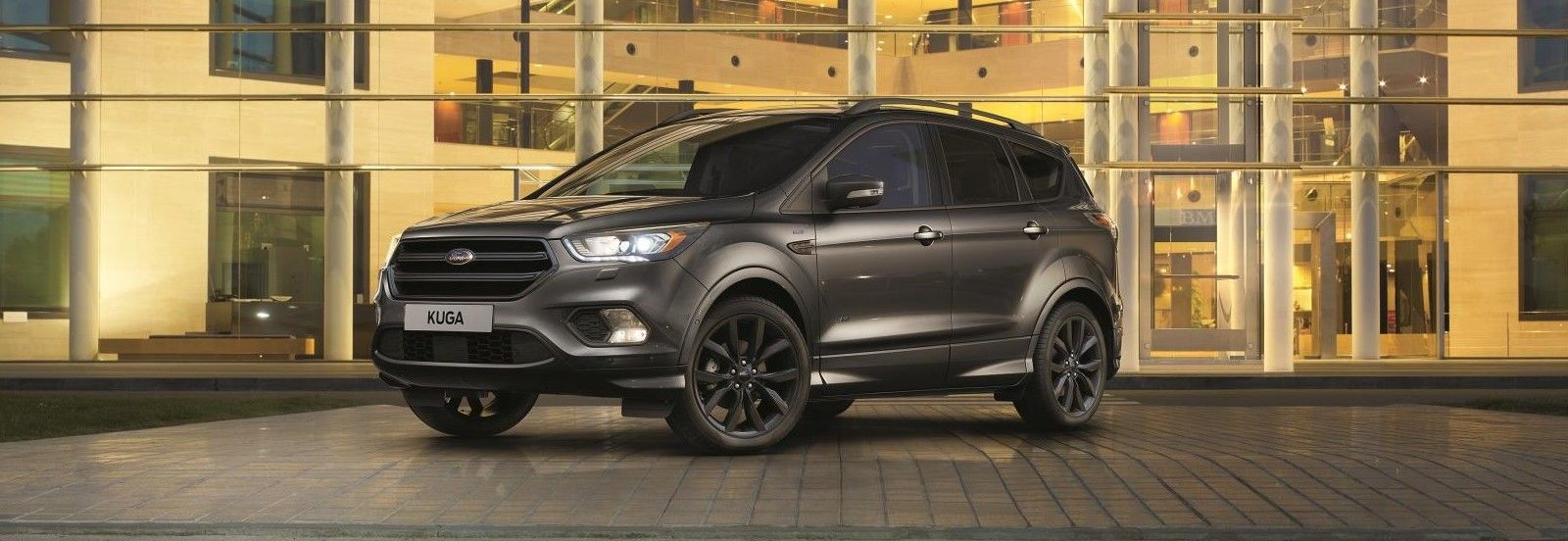 Ford Kuga ST-Line: everything you need to know
