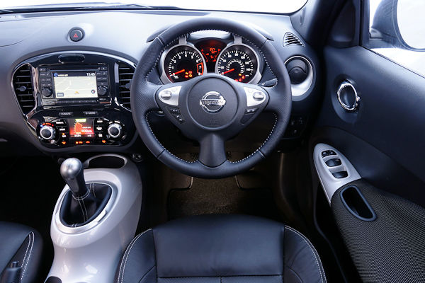 Nissan Juke Shiro The Top Of The Line Juke Carwow