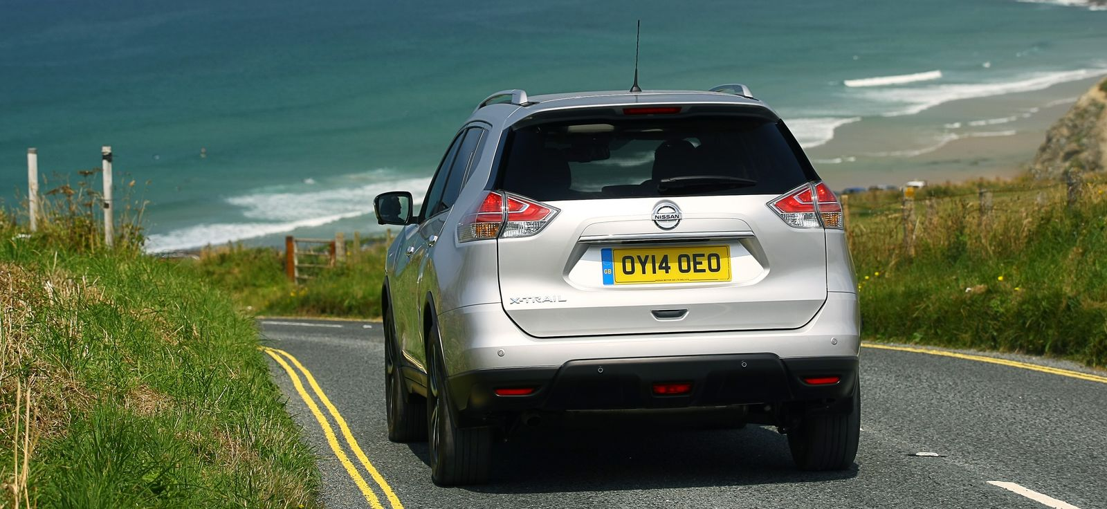 Towing capacity nissan xtrail