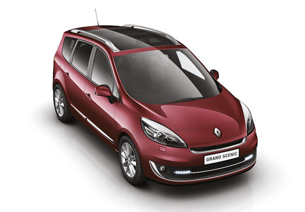 2012 renault scenic facelift what 39 s different carwow. Black Bedroom Furniture Sets. Home Design Ideas