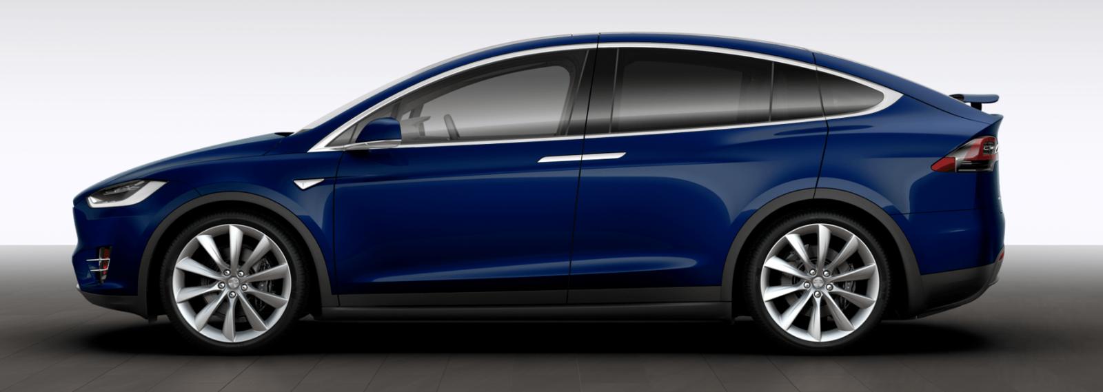 Tesla Model X Colors Tesla Image