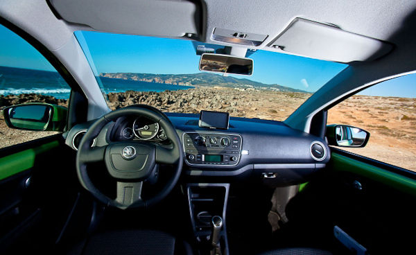 Citigo interior