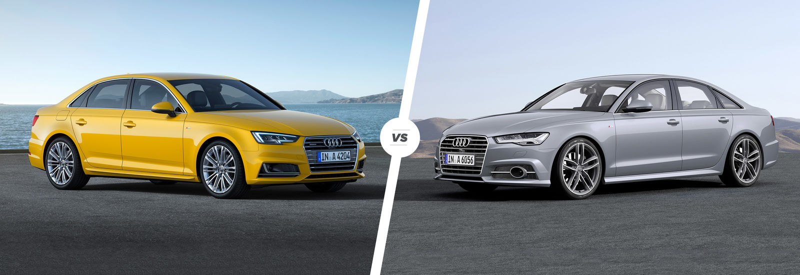 Audi A4 Vs A6 Side By Side Comparison Carwow