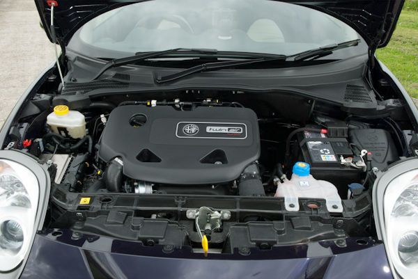 alfa romeo mito engine