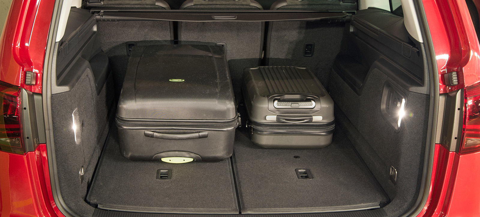 Image Result For Audi A Sportback Luggage Capacity