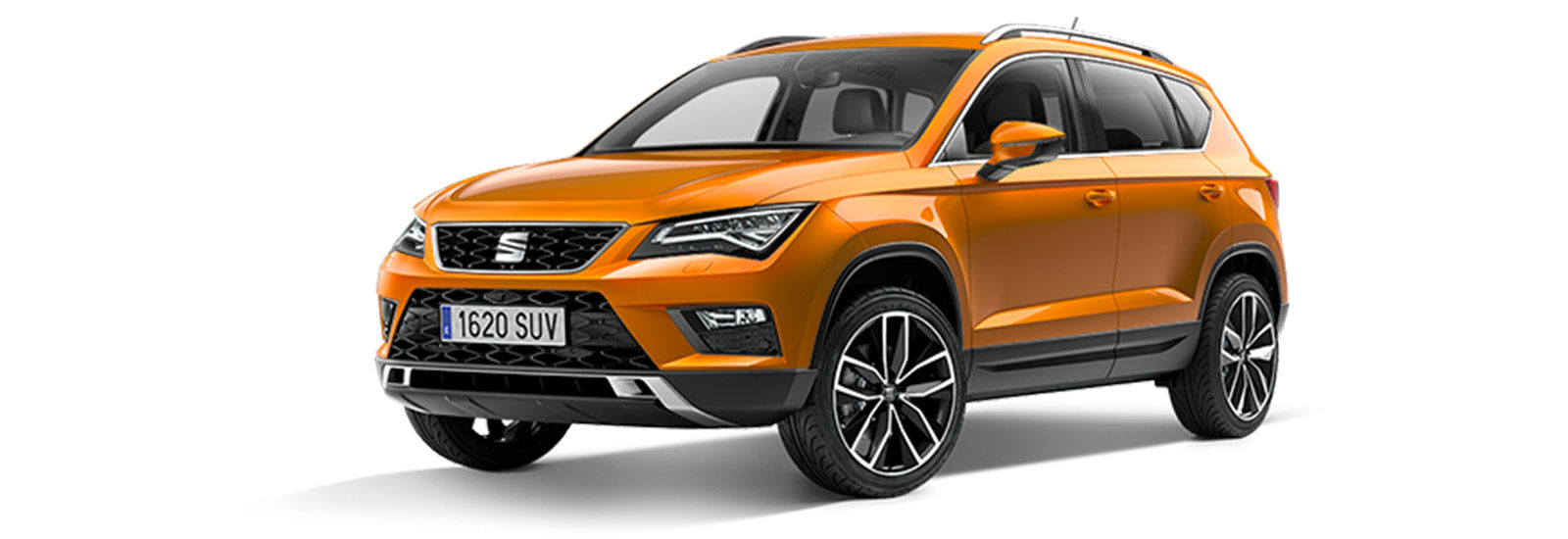 Seat Ateca Colours Guide And Prices Carwow