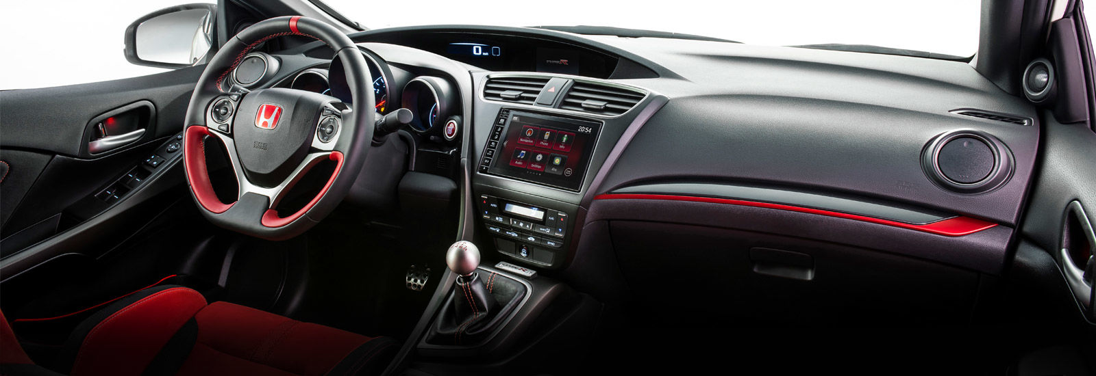 honda civic type r new vs old compared carwow. Black Bedroom Furniture Sets. Home Design Ideas