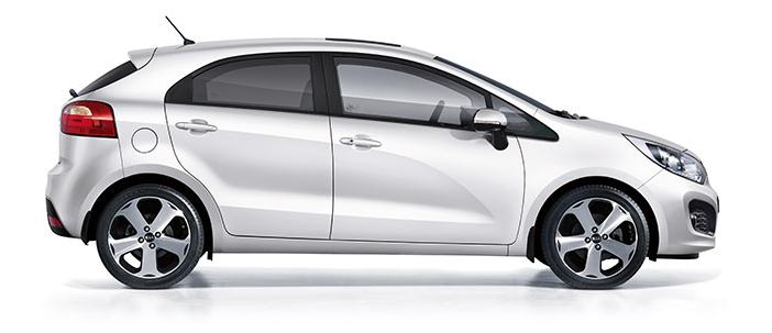kia rio colours guide and prices carwow rh carwow co uk Kia Rio Sedan 2015 Kia Rio Hatchback