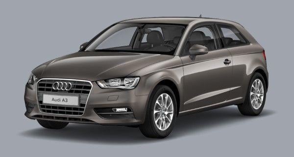 Audi a3 Dakota Grey