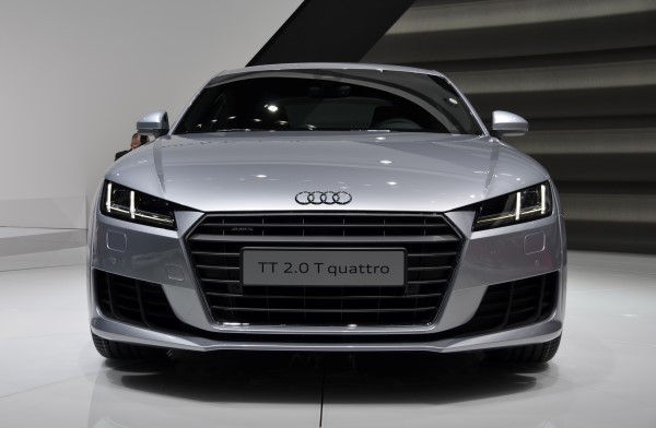 2014 Audi Tt Photo Gallery Carwow