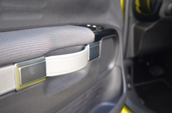 Citroen C4 Cactus handle
