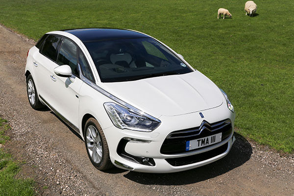Citroen DS5 Top