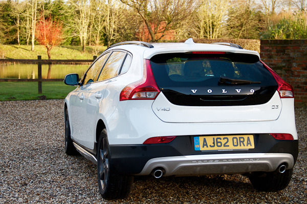 Volvo Cross Country Rear