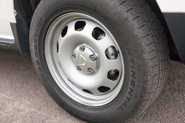 Dacia Duster Wheel
