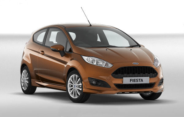 ford fiesta colours guide and prices carwow. Black Bedroom Furniture Sets. Home Design Ideas