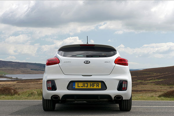 kia proceed rear on