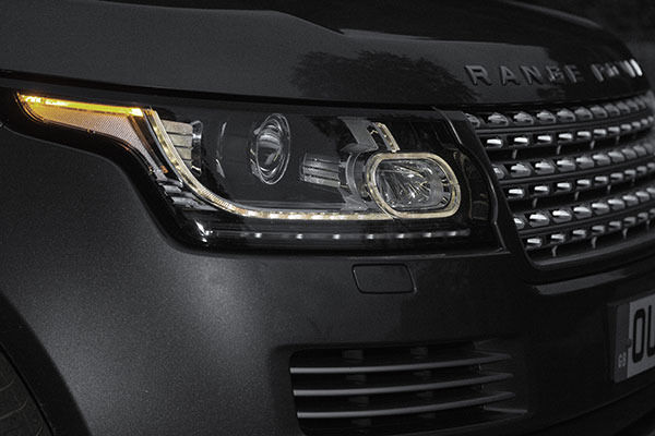 Range Rover 2014 Headlights