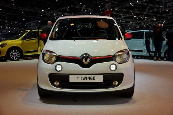 Renault Twingo front